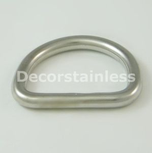 Stainless Steel Triangle Ring pictures & photos