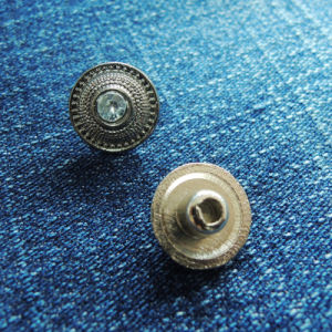 Diamante Jeans Metal Rivet for Garment (RV00306) pictures & photos