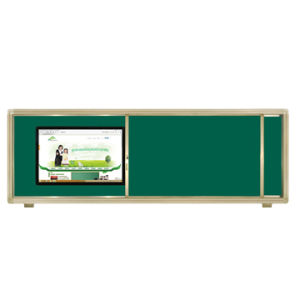 Sliding Green Board, Environmental Friendly Writing Board pictures & photos