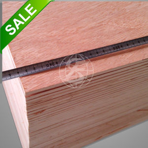 Commercial Plywood 4.2mm Shandong pictures & photos