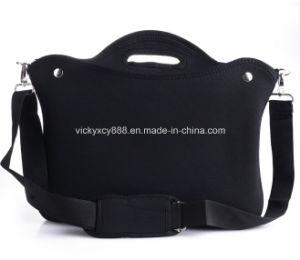 Neoprene Single Shoulder Laptop Computer Notebook MacBook Sleeve (CY5911) pictures & photos