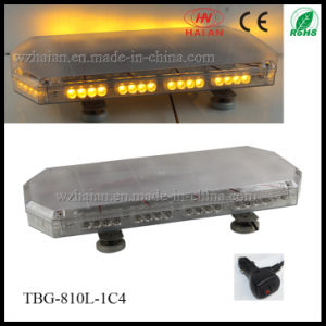 Magnetic Amber LED Mini Lightbar (TBG-810L-1C4) pictures & photos