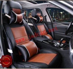 Winter Leather Car Seat Cover (JSD-P0100) pictures & photos