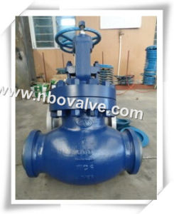 "6""Stainless Steel High Pressure Globe Valve (J67H-2500LB)"