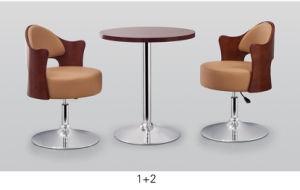 Modern Visitor Chair, Leisure Meeting Chair, Fashion Bar Chair (SZ-LC521) pictures & photos