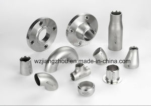Manufacturer Pipe Fitting Eccentric Reducer pictures & photos