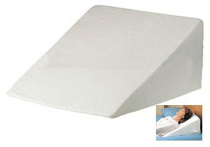 Memory Foam Bed Sleep Wedge Pillow pictures & photos