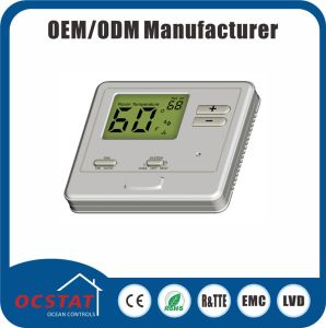 Single Stage Low Voltgae 24V Room Thermostat for Air Conditioner pictures & photos