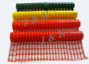 PE Barrier Fence Mesh (JK63201) pictures & photos
