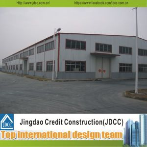 Ce Low Cost Steel Factory Warehouse pictures & photos
