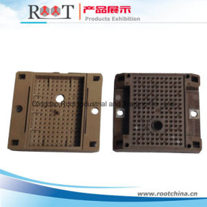 Terminal Connector Plastic Injection Molding Parts for Hub pictures & photos