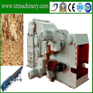 15ton/H Output, 13t Weight Steady Performance Tree Wood Crusher pictures & photos