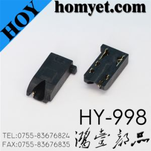 China Manufacturer Audio Socket/Phone Jack (Hy-998) pictures & photos