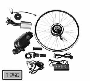 Front Wheel Electric Bike Kits Conversion Kits pictures & photos
