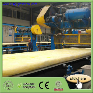 Centrifugal Glasswool Glass Wool Blanket Applied to Wall and Partitioning pictures & photos