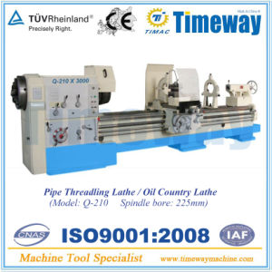 Q-210 Pipe Thread Lathe (Oil Country Lathe) pictures & photos