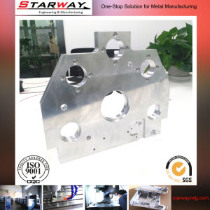 Aluminum Anodized Stamping Parts Metal Sheet Fabrication pictures & photos