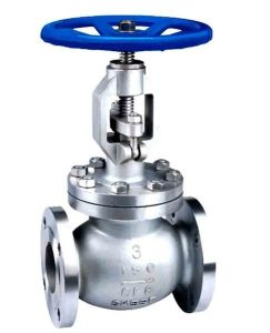 JIS Standard Flanged Globe Valve in Ss304/Wcb pictures & photos