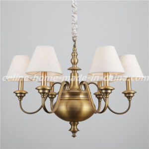 Wrought Iron Pendant Lamp with CE Certificate (SL2179-6) pictures & photos