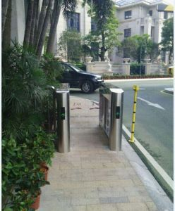 Fast Swing Barrier Gate Turnstile Th-Ssg305 pictures & photos