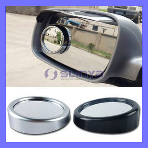Adhesive 360 Degree Roating Rearview Wide Angle Car Blind Spot Mirror pictures & photos