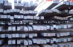 Gbq195, Q235, Q275, JIS Ss400, 3sp, 4sp Steel Billets pictures & photos