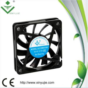 Noiseless DC Fan 60mm 24V 6010 Brushless Cooling Fans 60X60X11mm pictures & photos