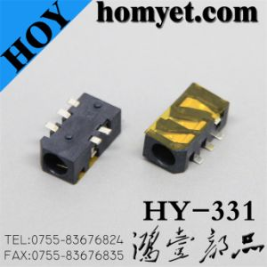 3.5mm Audio Jack/Phone Jack with SMD Type (Hy-311) pictures & photos