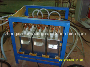 Steel/Iron If Frequency Induction Heating Furnace (100KG/160KW) pictures & photos