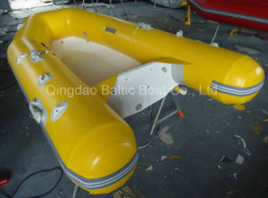 Fiberglass Hull Inflatable Boat Dingy for Yacht 250