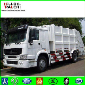 China High Quality 20 Cbm Compression Container Garbage Truck pictures & photos