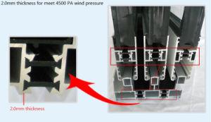 Security Double Glazing Aluminum Thermal Break Sliding Doors/Aluminium Casement Doors pictures & photos