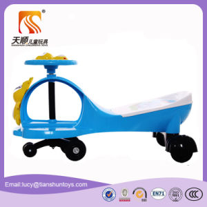Blue Color Baby Swing Car Outdoor Indoor pictures & photos