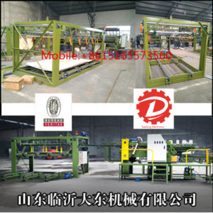 Woodworking Plywood Making Machine Veneer Joining Machinery pictures & photos