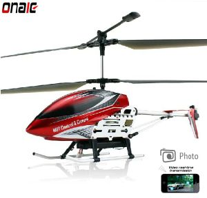 WiFi Control 2.4G RC Helicopter with Camera for iPhone