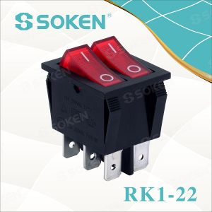 Soken Kema Keur Rocker Switch T125 55 pictures & photos