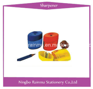Plastic Sharpener with Single Hole pictures & photos