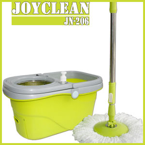 New Arrival Joyclean 360 Spin Magic Easy Happy Mop pictures & photos