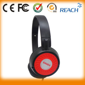 Promotional Stereo Headphone for MP3/Computer pictures & photos