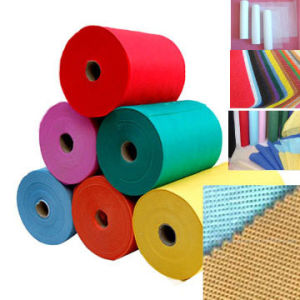 100% New Material PP Nonwoven Fabric for Shopping Bags pictures & photos