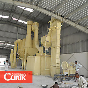 Blast Furnace Slag Ggbs Grinding Mill pictures & photos