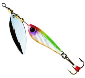 a Top Grade Quality Spinner Ice Fishing Lure pictures & photos