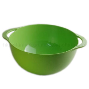 Melamine Nesting Bowl Set with Handle (BW278) pictures & photos