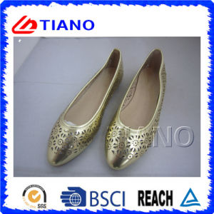 Hollow Pattern Leisure Lady Shoes (TNK23806) pictures & photos