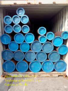 X52 Black Smls Line Pipe, Seamless Steel Pipe API 5L Psl1 X60 pictures & photos