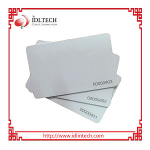 Low Cost UHF RFID Parking Card pictures & photos