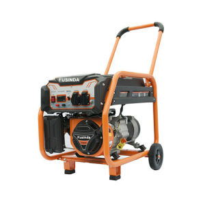 5kVA Electric Starter Petrol Generator with AVR (FE6500E) pictures & photos