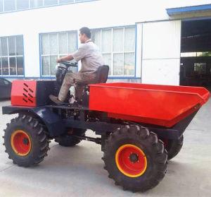 800kgs Transport Palm Site Dumper Truck pictures & photos