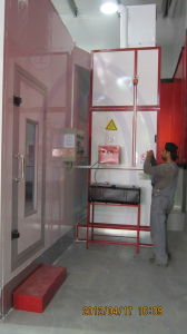 Water Base Paint Spray Booth with CE Approval Wld8400 pictures & photos