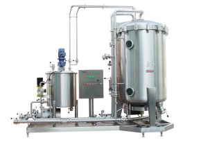Sugar Sirup Filter /Activated Carbon Filter /Stainless Steel Filter (MR6G106)